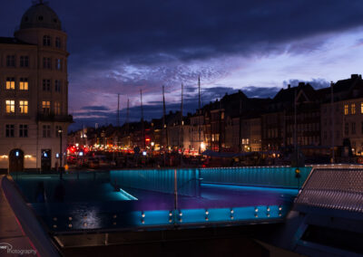 Copenhagen by night 17.07.2016